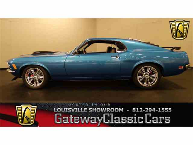 1970 Ford Mustang | 987248