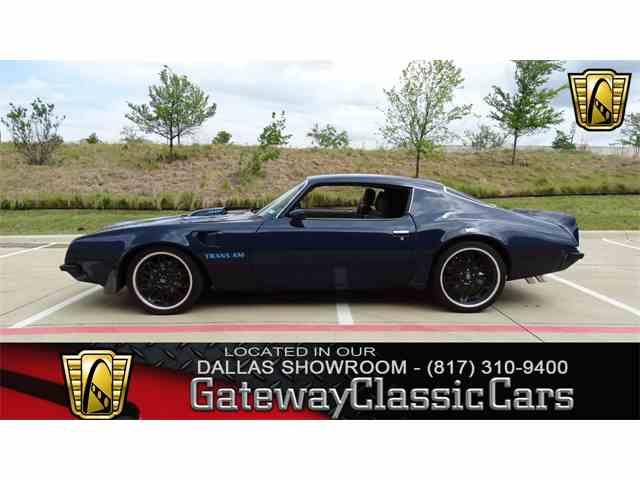 1974 Pontiac Firebird | 987256