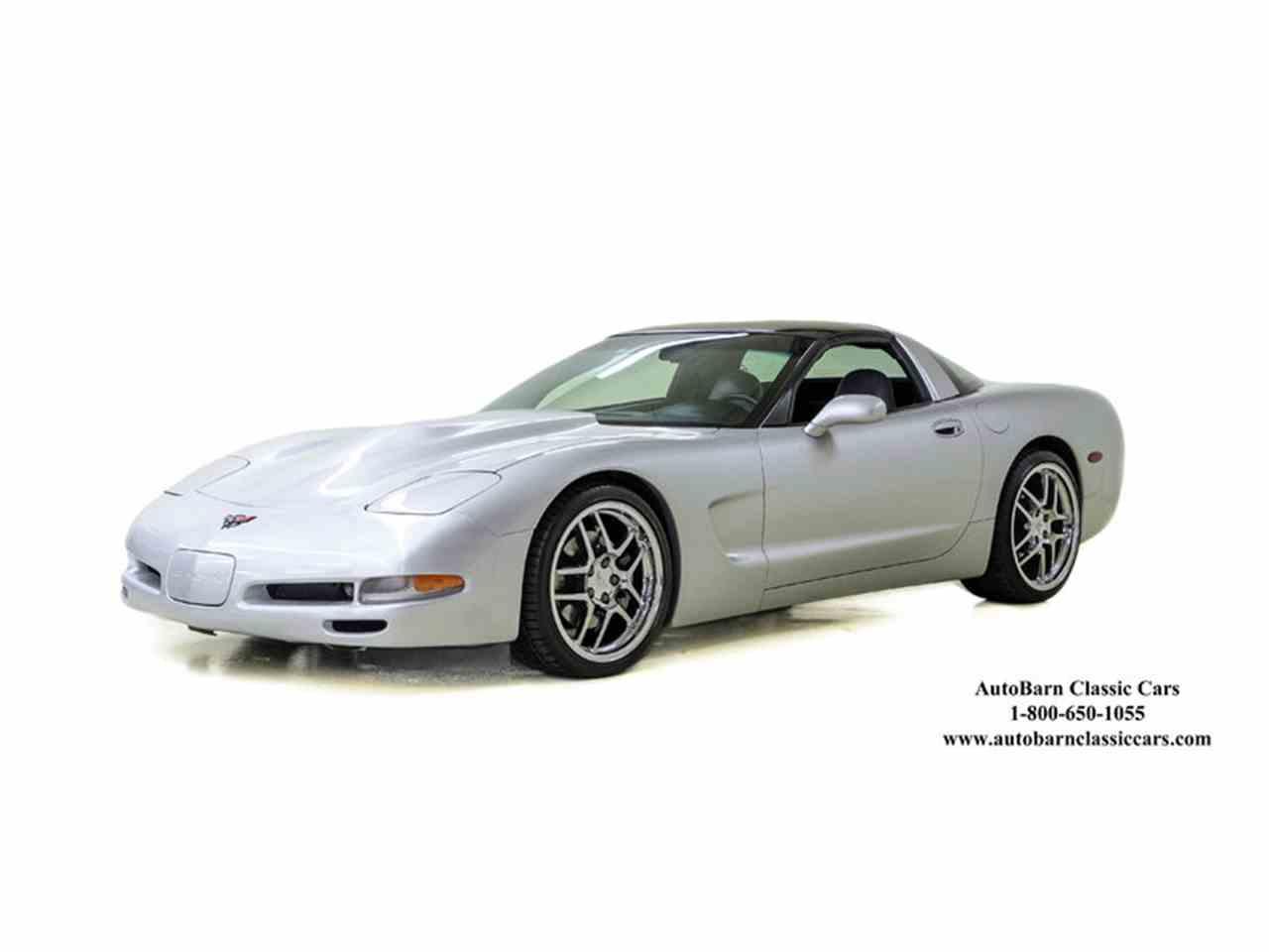 1999 Chevrolet Corvette for Sale - CC-987258