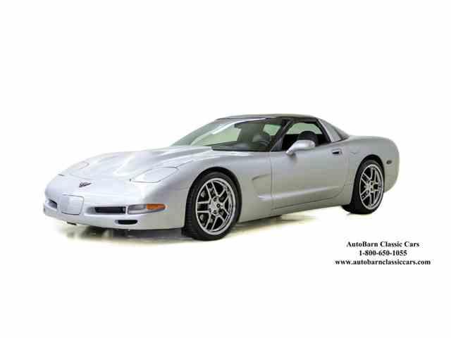 1999 Chevrolet Corvette | 987258