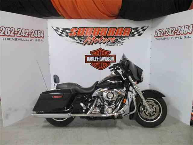 2008 Harley-Davidson® FLHX - Street Glide® | 987263