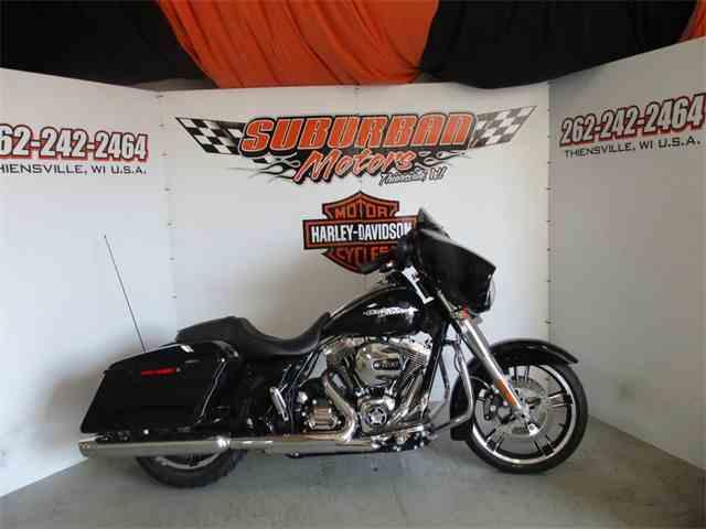 2016 Harley-Davidson® FLHX - Street Glide® | 987265