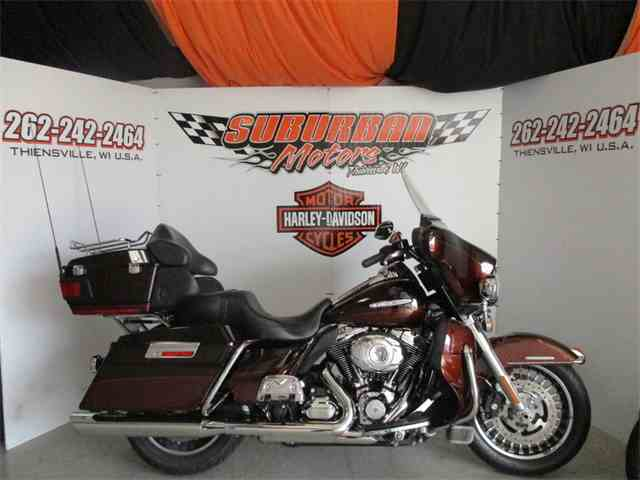 2011 Harley-Davidson® FLHTK - Electra Glide® Ultra Limited | 987267