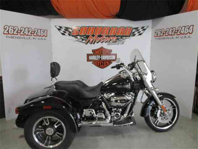 2017 Harley-Davidson® FLRT - Freewheeler® | 987268