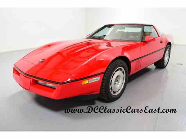 1987 Chevrolet Corvette | 987279