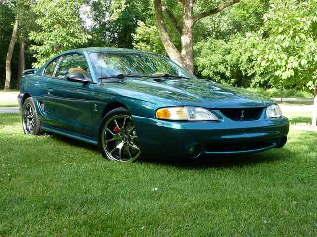 1997 Ford Mustang Cobra | 980728