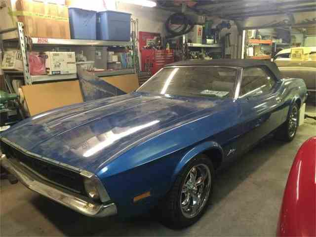 1972 Ford Mustang | 987281