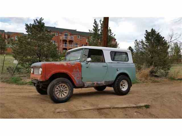 1968 International Scout | 987282