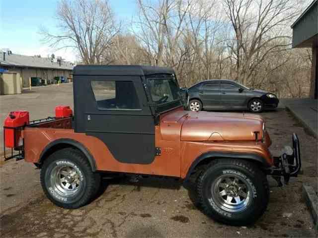 1961 Jeep CJ5 | 987283