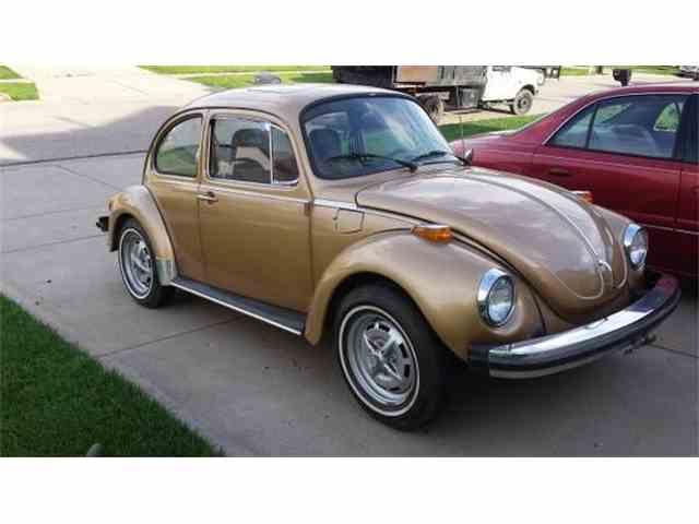 1974 Volkswagen Super Beetle | 987284