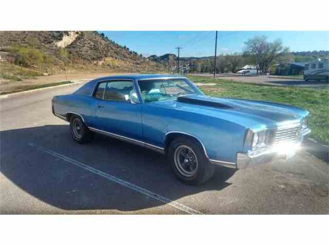 1972 Chevrolet Monte Carlo | 987285