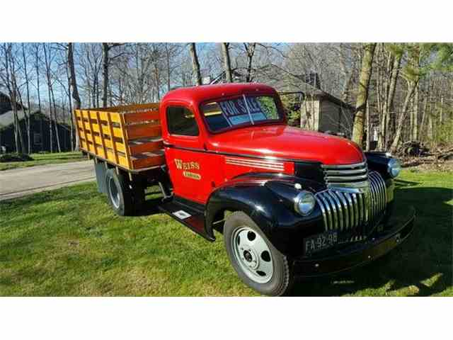 1946 Chevrolet Pickup | 987289