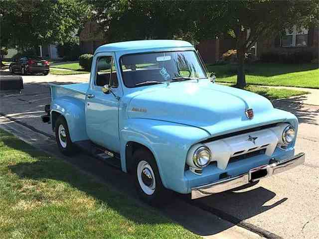 1954 Ford F100 | 987291