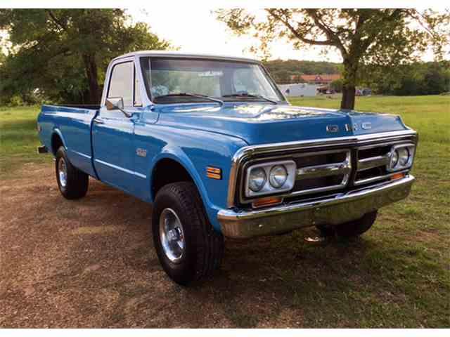 1972 Gmc 1500  4 x 4 | 980073