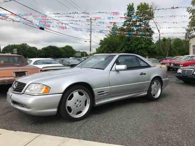 1997 Mercedes-Benz SL-Class | 987301