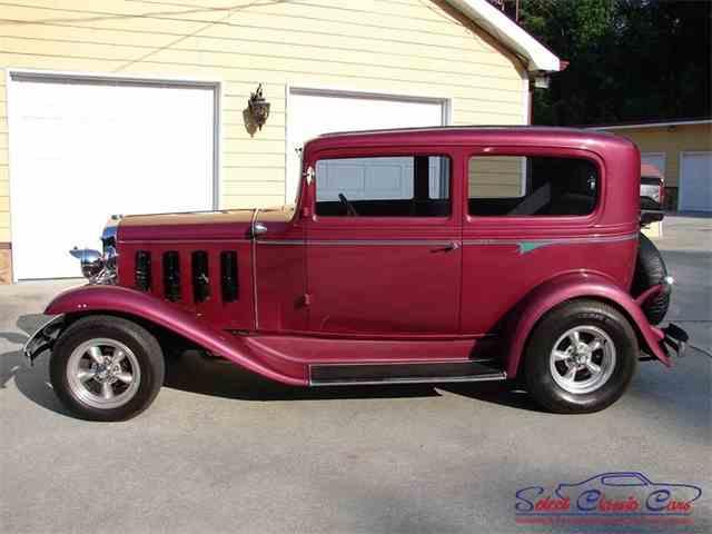 1932 Chevrolet Sedan | 987303