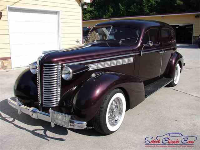 1938 Buick Street Rod   987304