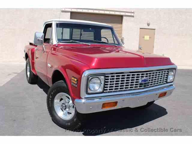1972 Chevrolet Cheyenne | 987307