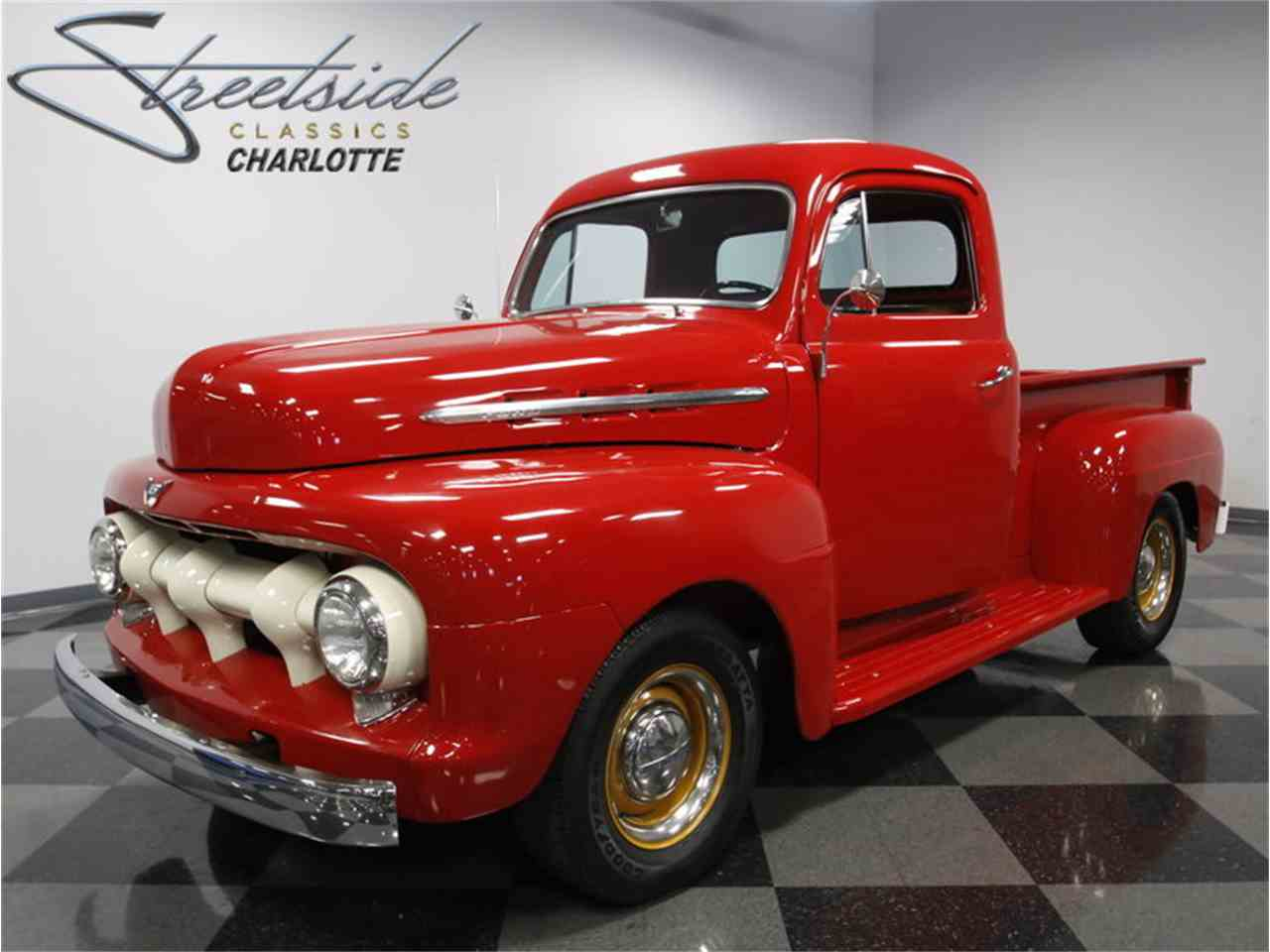 Large Picture of Classic 1951 Ford F1 - $28,995.00 - L5TC