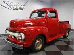 Picture of Classic 1951 Ford F1 - $28,995.00 Offered by Streetside Classics - Charlotte - L5TC