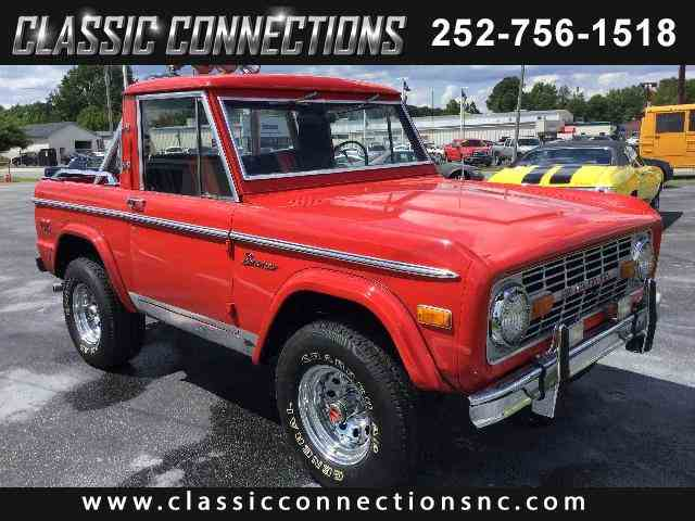 1974 Ford Bronco | 987313