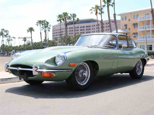 1969 Jaguar E-Type | 987316