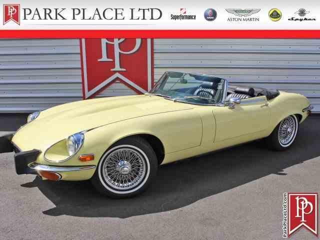 1974 Jaguar XKE | 987319
