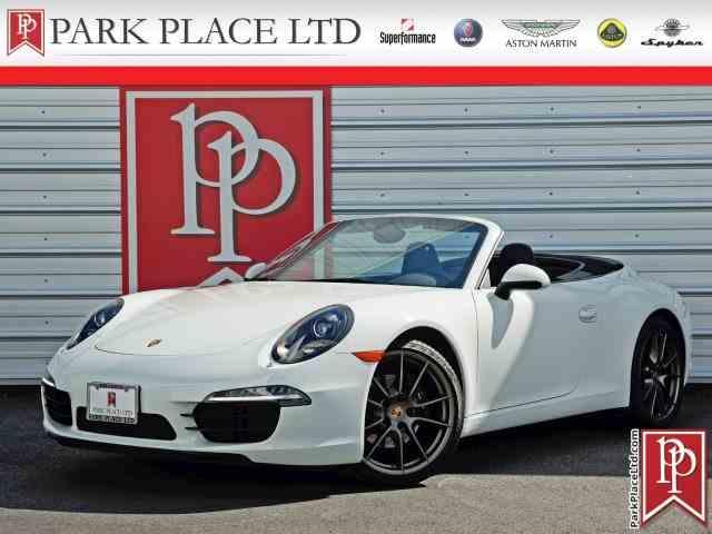 2014 Porsche 911 | 987321
