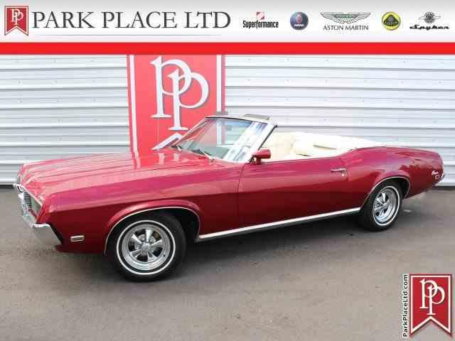 1969 Mercury Cougar | 987324