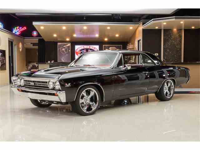 1967 Chevrolet Chevelle | 987331