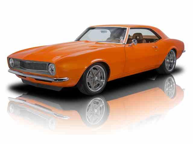 1968 Chevrolet Camaro | 987333