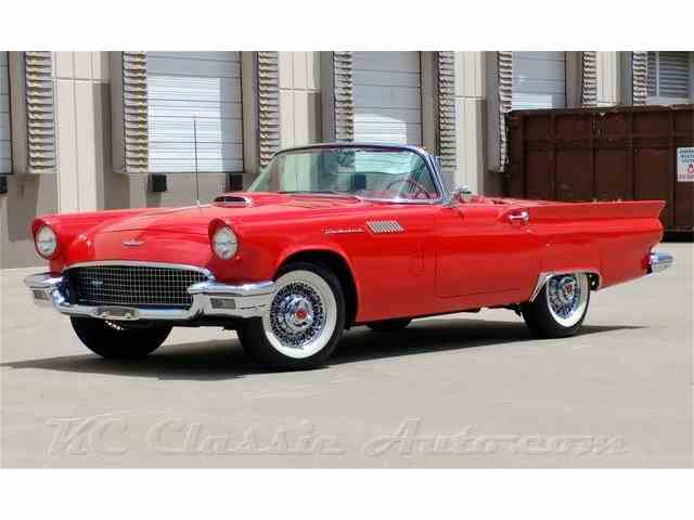 1957 Ford Thunderbird Restored 2 top Automatic | 987334