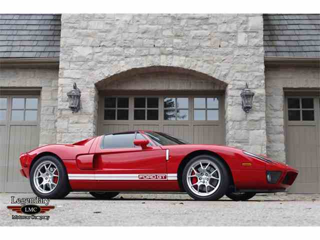 2005 Ford GT | 987335