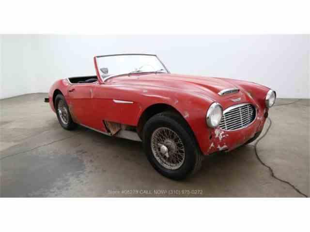 1957 Austin-Healey 100-6 | 987336
