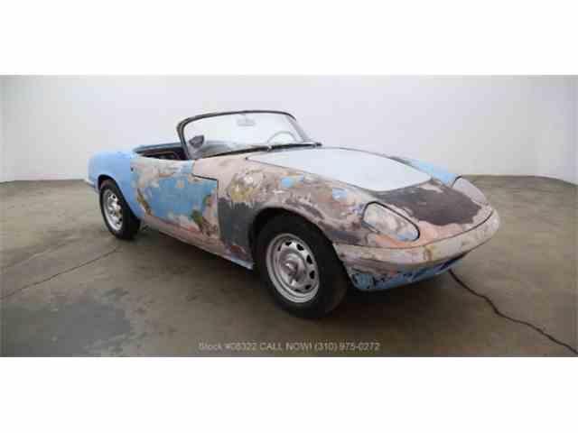 1967 Lotus Elan | 987339