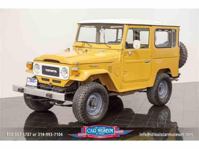 1982 Toyota Land Cruiser FJ | 987345