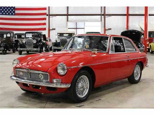 1967 MG BGT | 987347