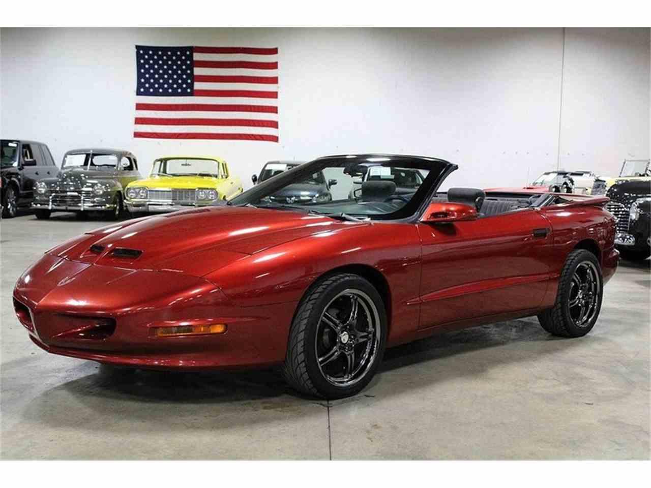 1997 Pontiac Firebird Formula for Sale - CC-987349