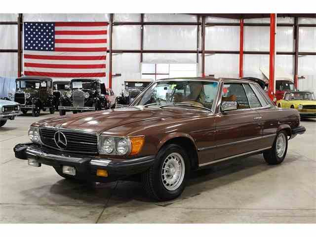 1979 Mercedes-Benz SLC | 987350