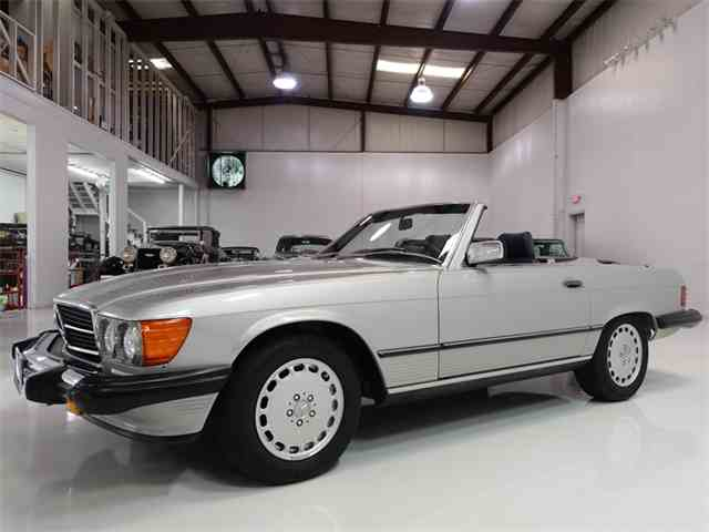 1987 Mercedes-Benz 560SL | 987360