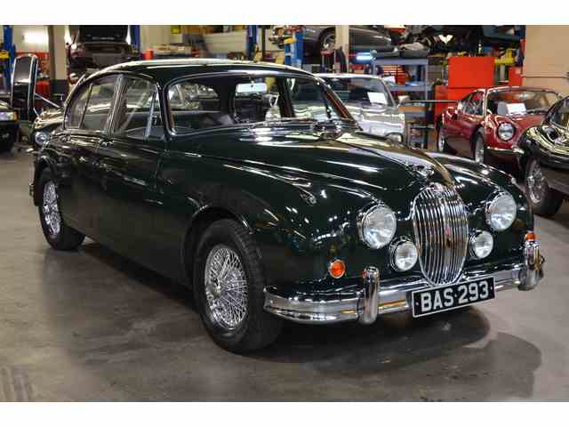 1960 Jaguar Mark II | 987361