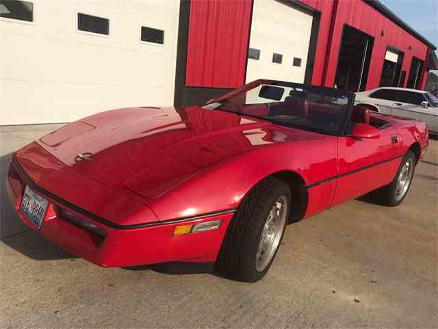 1990 Chevrolet Corvette | 987362
