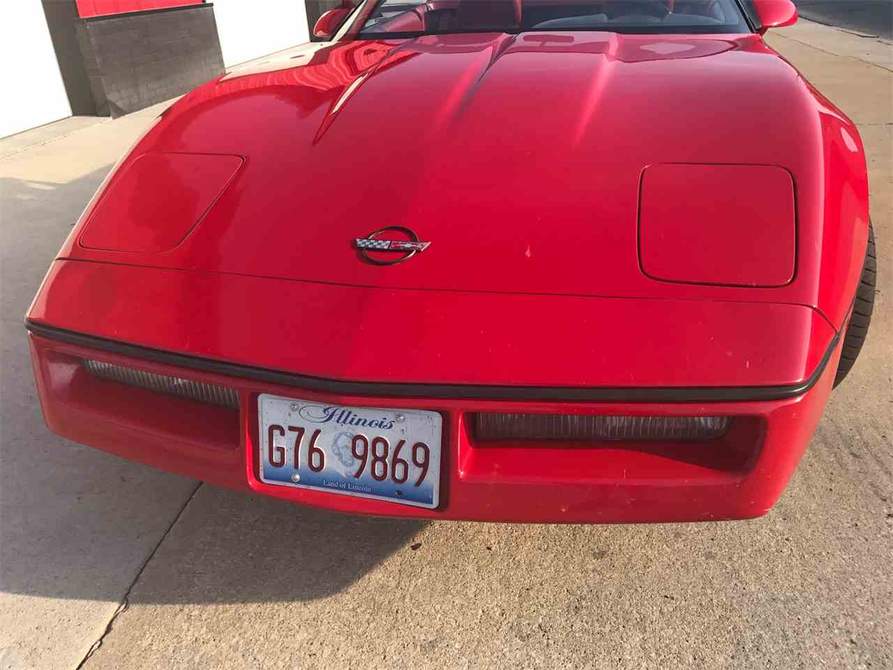 Large Picture of '90 Corvette - L5UQ