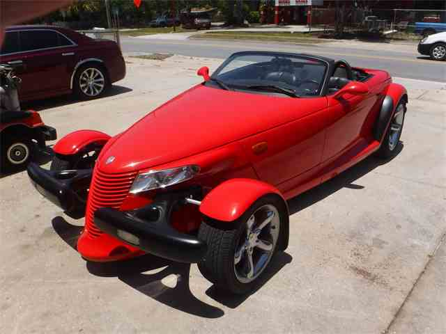 1999 Plymouth Prowler | 987364