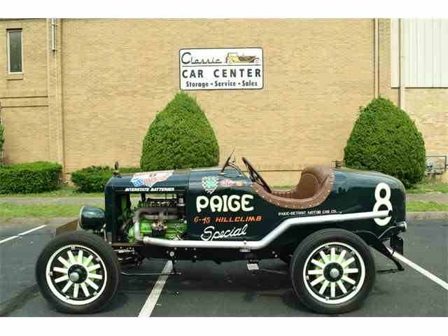 1927 Paige Hill Climb Racer | 987366