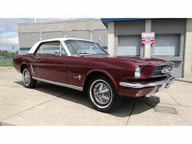 1965 Ford Mustang | 987367