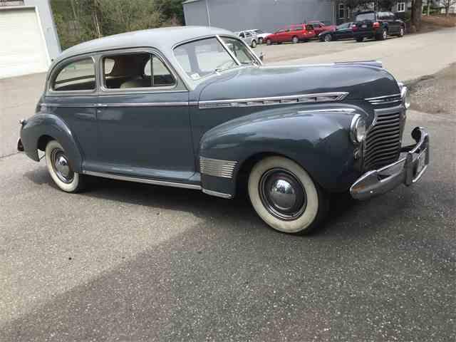 1941 Chevrolet Special Deluxe | 980737