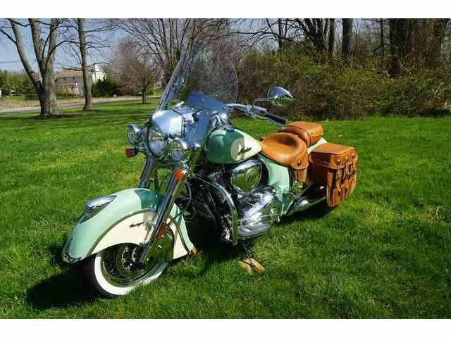 2015 Indian CHIEF VINTAGE SPECIAL COLORS | 987371