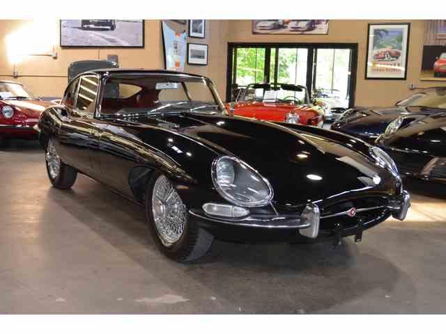 1967 Jaguar E-Type 4.2L Series 1 | 987375
