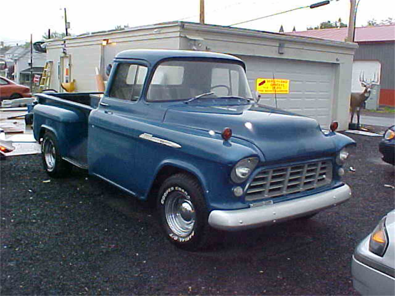 1955 chevrolet pickup for sale cc 987377. Black Bedroom Furniture Sets. Home Design Ideas
